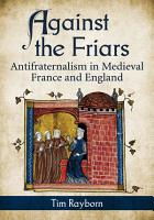 Against the Friars PDF