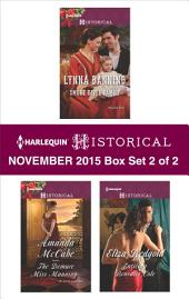 Harlequin Historical November 2015 - Box Set 2 of 2: Smoke River Family\The Demure Miss Manning\Enticing Benedict Cole