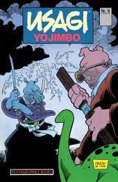Usagi Yojimbo Vol. 1 #16
