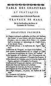 Les travaux de Mars ou l'Art de la guerre, divisez en trois parties... (ill. par Jan Janssonius van Waesberge et Jacob van Meurs)