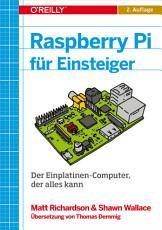 Raspberry Pi f  r Einsteiger PDF