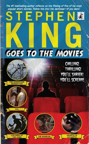 Download Stephen King Goes to the Movies Book