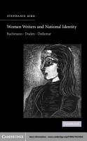 Women Writers and National Identity PDF