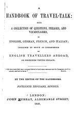 A Handbook of Travel-talk