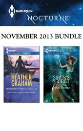 Harlequin Nocturne November 2013 Bundle: Siren's Secret\The Keepers: Christmas in Salem