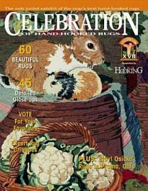 Celebration Of Hand Hooked Rugs Xvii