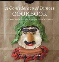 A Confederacy of Dunces Cookbook PDF