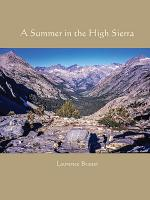 A Summer in the High Sierra PDF