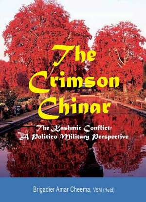 The Crimson Chinar