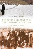 Genocide and Gender in the Twentieth Century PDF