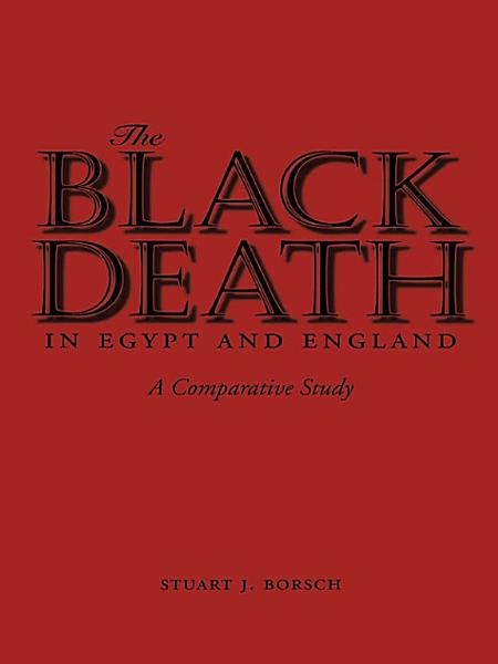 Download The Black Death in Egypt and England Book