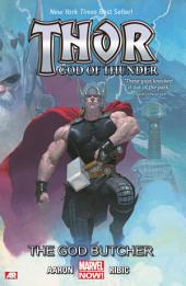 Thor: God of Thunder Vol. 1 - The God Butcher
