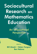 Sociocultural Research on Mathematics Education