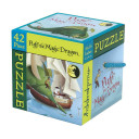 Puff  the Magic Dragon 42 Piece Puzzle