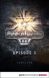 Apocalypsis 3.03 (DEU): Der Plan. Thriller