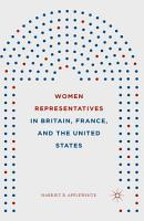 Women Representatives in Britain  France  and the United States PDF
