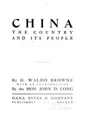 China: the country and its people