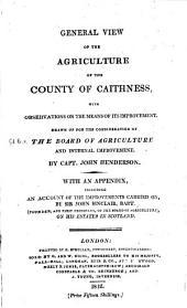 Agricultural Surveys: Caithness (1812)
