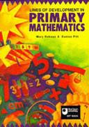 Lines of Development in Primary Mathematics