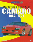 How to Tune and Modify Your Camaro  1982 1998 PDF
