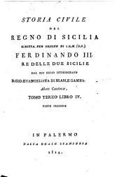 Storia civile del regno di Sicilia: Volume 3,Edizione 2