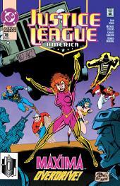 Justice League America (1987-) #78