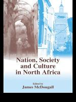 Nation  Society and Culture in North Africa PDF