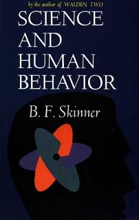Science And Human Behavior Book
