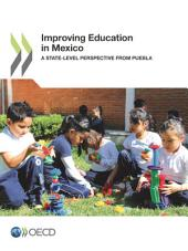 Improving Education in Mexico A State-level Perspective from Puebla: A State-level Perspective from Puebla