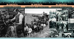 The Industrial Revolution in America   Overview Comparison PDF