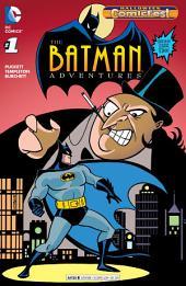 Batman Adventures #1 Halloween ComicFest Special Edition (2015-) #1