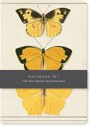 Butterfly Notebook Set