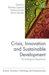 Crisis Innovation And Sustainable Development Book PDF