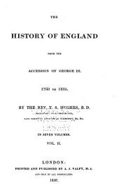 The History of England from the Accession of George III. 1760 to 1835: Volume 2