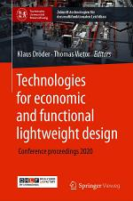 Technologies for economic and functional lightweight design