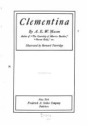 Clementina: A.E.W. Mason