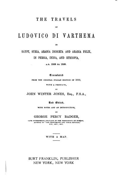 Works Issued by the Hakluyt Society PDF