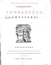 Fundamenta physices