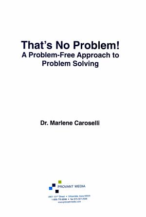That s No Problem