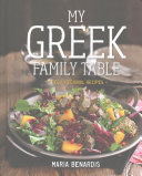 My Greek Family Table Book