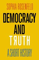 Democracy and Truth PDF