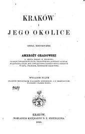 Kraków i jego okolice