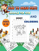 How To Draw Cute Animals for Kids PDF