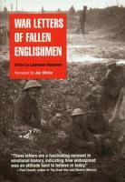 War Letters of Fallen Englishmen PDF