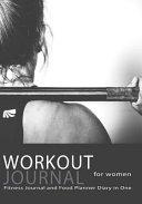 Workout Journal for Women