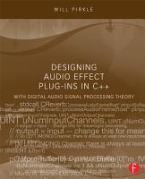 Designing Audio Effect Plug Ins in C   PDF