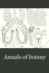 Annals of Botany: Volume 18