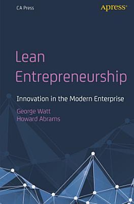 Lean Entrepreneurship PDF