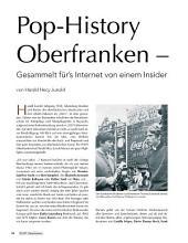 Sentimental Journey: ECHT Oberfranken - Ausgabe 39