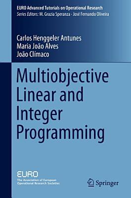 Multiobjective Linear and Integer Programming PDF